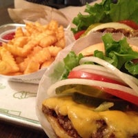 Photo taken at Shake Shack by John S. on 3/5/2012