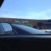 Photo taken at Mall of the Bluffs by David M. on 8/1/2012