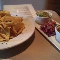 Photo taken at VSPOT Vegan Cafe by Lindsay G. on 3/9/2012