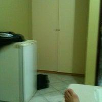 Photo taken at Hotel Vila Rica by Andre Z. on 3/9/2012