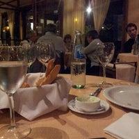 Photo taken at Restaurant La Rueda 1975 by Juliana T. on 5/26/2012