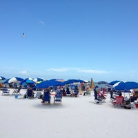 Photo taken at Clearwater Beach by $ŦEPҤλ₦łE V. on 7/21/2012