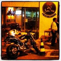 Photo taken at Bar do Sacha by João T. on 8/16/2012
