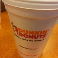 Photo taken at Dunkin' Donuts by Matt S. on 3/31/2012