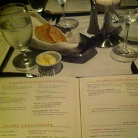 Photo taken at Ruth's Chris Steak House by Stephanie B. on 3/24/2012