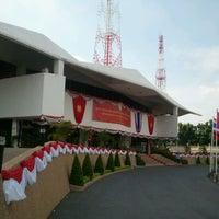 Photo taken at อาคารใหม่ by Sahas P. on 5/10/2012