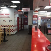 Photo taken at Five Guys by Zachary F. on 8/4/2012