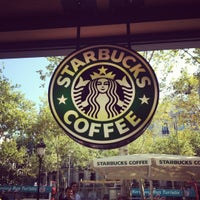 Photo taken at Starbucks Coffee by Настя Б. on 7/19/2012