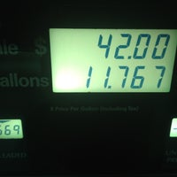 Photo taken at Sam's Club Gas by Jesus O. on 2/29/2012