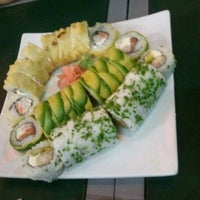 Photo taken at Tobu Sushi by Manolillo G. on 4/30/2012