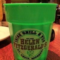 Photo taken at Helen Fitzgerald's Irish Grill & Pub by Chris F. on 4/15/2012