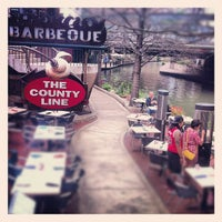 Photo taken at The County Line by Andrew D. on 3/1/2012
