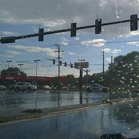 Photo taken at Bearss Ave & Nebraska Ave by a b. on 7/16/2012