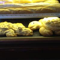 Photo taken at Le Bakery & Cafe by bekki h. on 4/3/2012