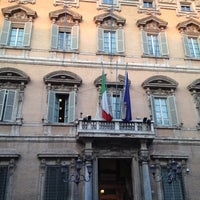 Photo taken at Palazzo Madama by Alberto S. on 7/25/2012