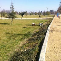 Photo taken at Parque Bicentenario Cerrillos by JanOS on 8/4/2012