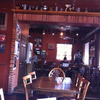 Photo taken at Frederick Coffee Co. & Cafe by Kate A. on 8/31/2012