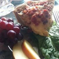 Photo taken at Elizabeth & Alexander's English  Tea Room by Jenn H. on 3/25/2012