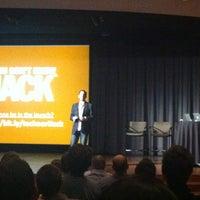 Photo taken at Technori Pitch by Alina K. on 4/25/2012