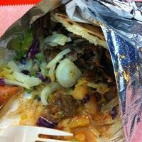 Photo taken at Bereket Turkish Kebab House by Johnny L. on 5/14/2012
