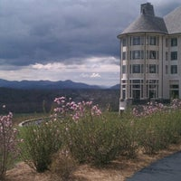 Photo taken at Inn On Biltmore Estate by Jenny R. on 3/17/2012