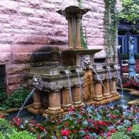 Photo taken at Dreihaus Mansion by Brad S. on 7/24/2012