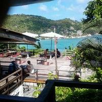 Photo taken at New Heaven Resort & Restaurant by Kai T. on 2/12/2012