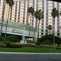 Photo taken at Rosen Plaza Hotel by Natalie on 6/8/2012