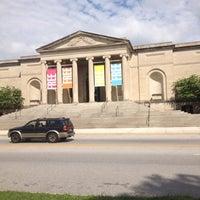 Photo taken at Baltimore Museum of Art by Tim on 7/27/2012