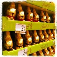 Photo taken at Auchan by Cedric P. on 4/6/2012