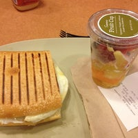 Photo taken at Panera Bread by DJ M. on 9/5/2012