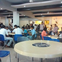 Photo taken at NIBM Canteen by Vibhavi R. on 8/14/2012