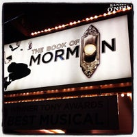 Photo taken at Eugene O'Neill Theatre by Jessica D. on 2/23/2012