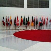 Photo taken at Tangeman University Center by Ronald G. on 4/23/2012