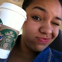 Photo taken at Starbucks by Victoria V. on 4/20/2012