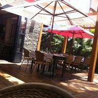 Photo taken at La Recoleta Parrilla by Sergio N. on 2/14/2012