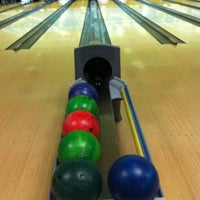 Photo taken at Presidio Bowling Center by gema on 8/8/2012