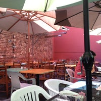 Photo taken at Primo Patio Cafe by Adam W. on 8/18/2012