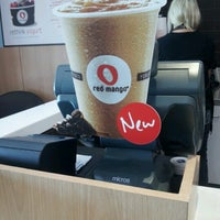 Photo taken at Red Mango by Danielle C. on 9/10/2012