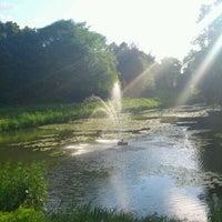 Photo taken at Brilschans Park by Tom S. on 6/9/2012