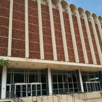 Photo taken at TTU - Texas Tech University Library by Tamer Z. on 8/14/2012