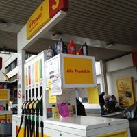 Photo taken at Shell Station by Matthias M. on 6/7/2012