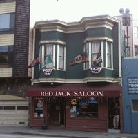 Photo taken at Red Jack Saloon by Zachary C. on 2/28/2012