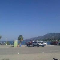 Photo taken at Lake Elsinore Marina by Nargizza K. on 5/13/2012