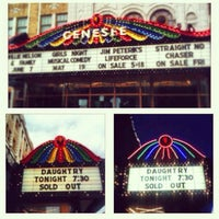 Photo taken at Genesee Theatre by Ilovetapatio on 5/12/2012