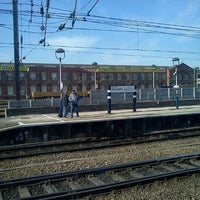 Photo taken at Doncaster Railway Station (DON) by Ed H. on 3/1/2012