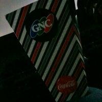 Photo taken at GNC Cinemas by Marlon M. on 3/28/2012