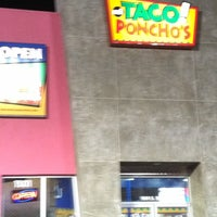 Photo taken at Mi Taco Poncho's by Linda LaForce G. on 7/31/2012