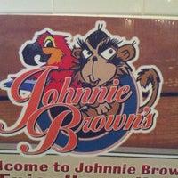 Photo taken at Johnnie Brown's by Jordan H. on 5/19/2012