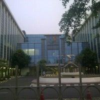 Photo taken at Kantor BPS Pusat by Frans L. on 5/22/2012